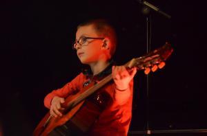 Clément en concert à Bayonne le 20 décembre 2015