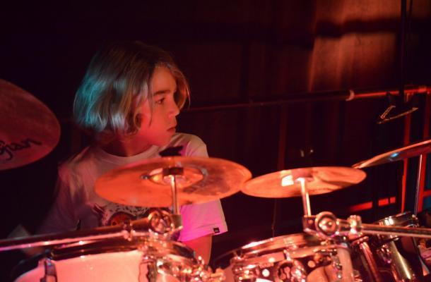 Arthur en concert à Bayonne le 20 décembre 2015