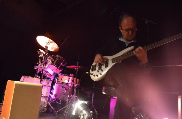 Patrick en concert à Bayonne le 20 décembre 2015