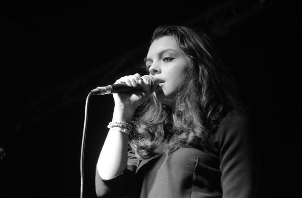 Lou en concert à Bayonne le 20 décembre 2015