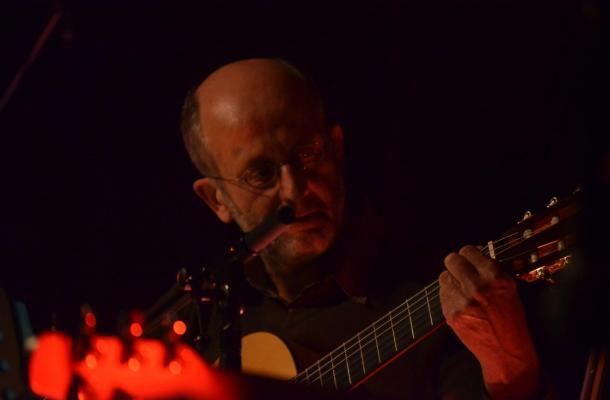 Pascal en concert à Bayonne le 20 décembre 2015