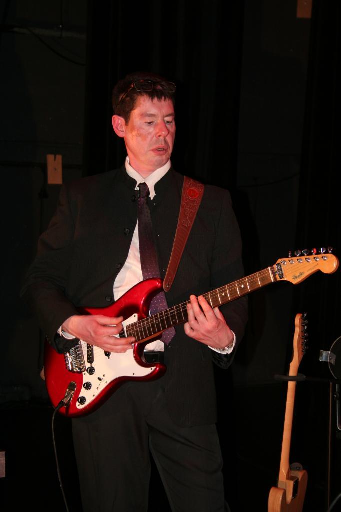 Gilles DESPIERRE guitariste
