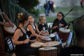 Cours de percussions